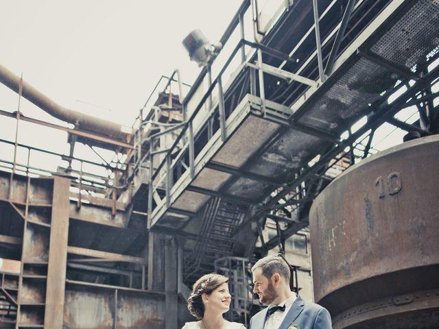 Le mariage de Michaël et Loraine à Mondelange, Moselle 15