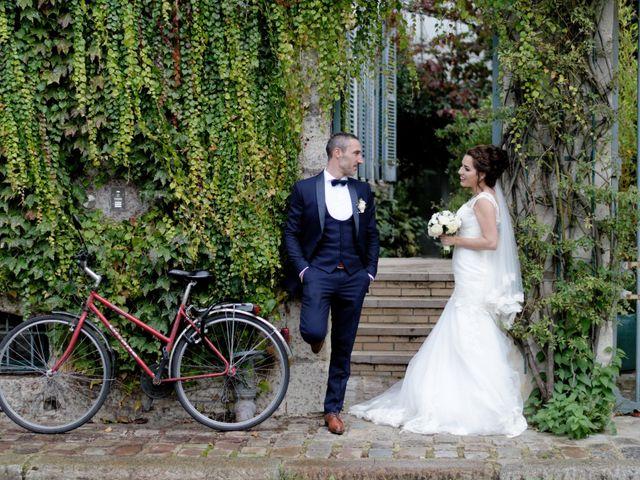 Le mariage de Nadia et Sébastien