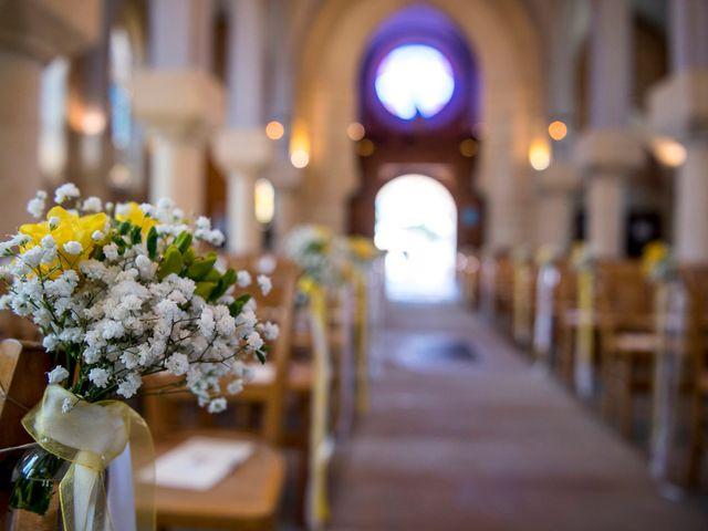 Le mariage de Florian et Marie à Lacenas, Rhône 13
