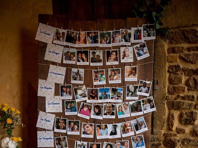 Le mariage de Florian et Marie à Lacenas, Rhône 26