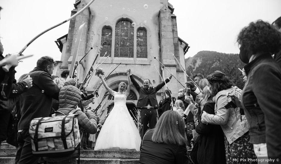 Le mariage de Lionel et Aurore à Chamonix-Mont-Blanc, Haute-Savoie