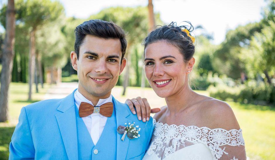 Le mariage de Florian et Marie à Lacenas, Rhône