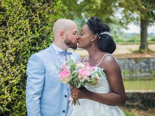 Le mariage de Ophelia et Jonathan