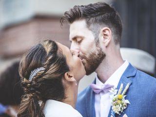 Le mariage de Patricia et Quentin 1