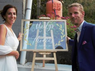 Le mariage de Thomas et Mailys
