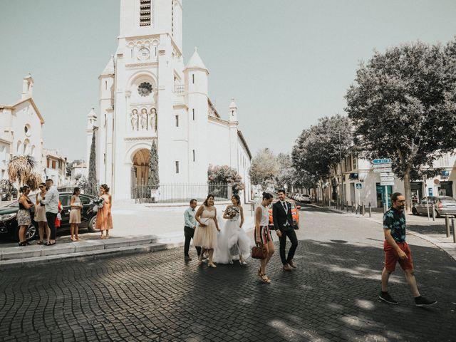 Le mariage de Vincent et Sarah à Marseille, Bouches-du-Rhône 27