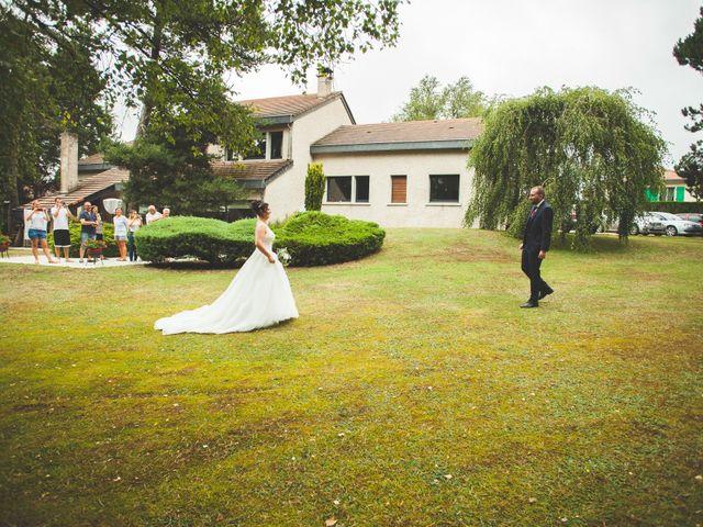 Le mariage de Lucas et Camille à Tence, Haute-Loire 11