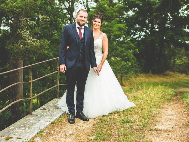 Le mariage de Lucas et Camille à Tence, Haute-Loire 13