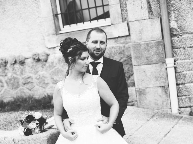 Le mariage de Lucas et Camille à Tence, Haute-Loire 16