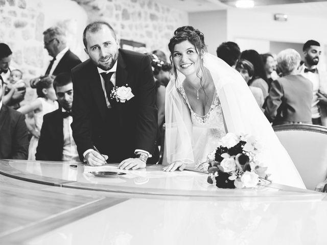 Le mariage de Lucas et Camille à Tence, Haute-Loire 19