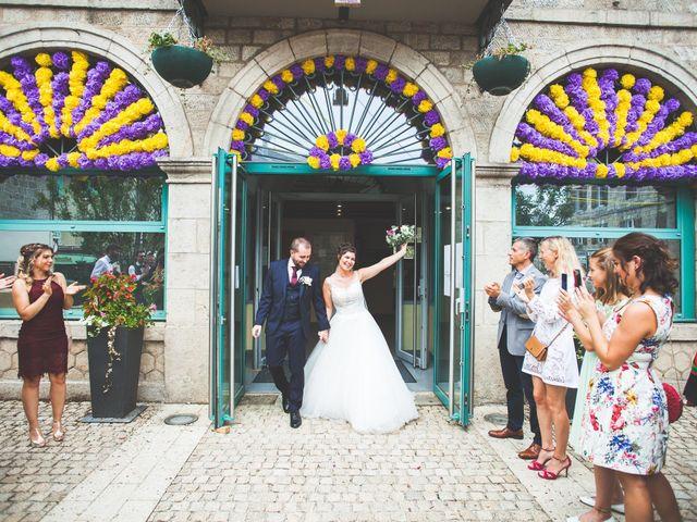Le mariage de Lucas et Camille à Tence, Haute-Loire 20