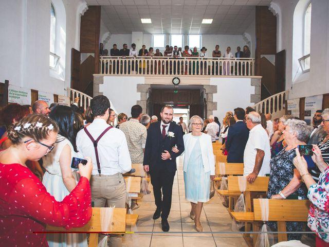 Le mariage de Lucas et Camille à Tence, Haute-Loire 21
