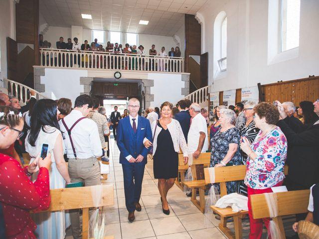 Le mariage de Lucas et Camille à Tence, Haute-Loire 22