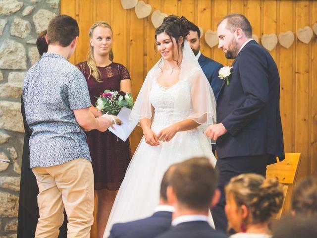 Le mariage de Lucas et Camille à Tence, Haute-Loire 26