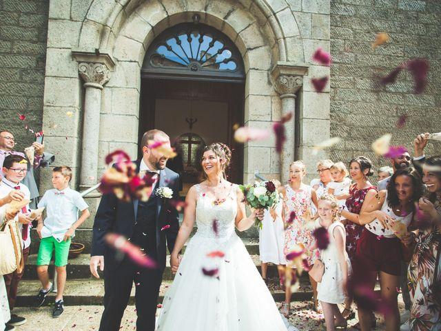 Le mariage de Lucas et Camille à Tence, Haute-Loire 28