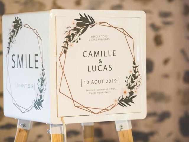 Le mariage de Lucas et Camille à Tence, Haute-Loire 41