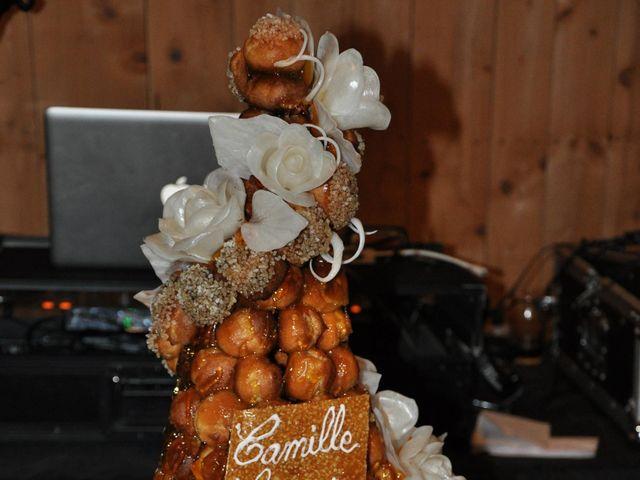 Le mariage de Lucas et Camille à Tence, Haute-Loire 42