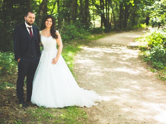 Le mariage de Lucas et Camille à Tence, Haute-Loire 1