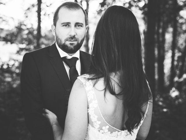 Le mariage de Lucas et Camille à Tence, Haute-Loire 43