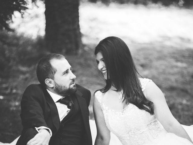 Le mariage de Lucas et Camille à Tence, Haute-Loire 45