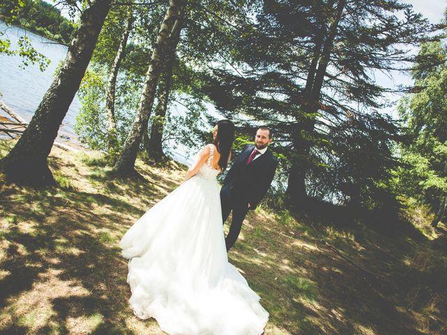 Le mariage de Lucas et Camille à Tence, Haute-Loire 47