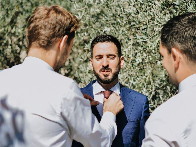 Le mariage de Benoît et Aurélie à Connaux, Gard 6