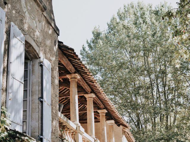 Le mariage de Benoît et Aurélie à Connaux, Gard 9