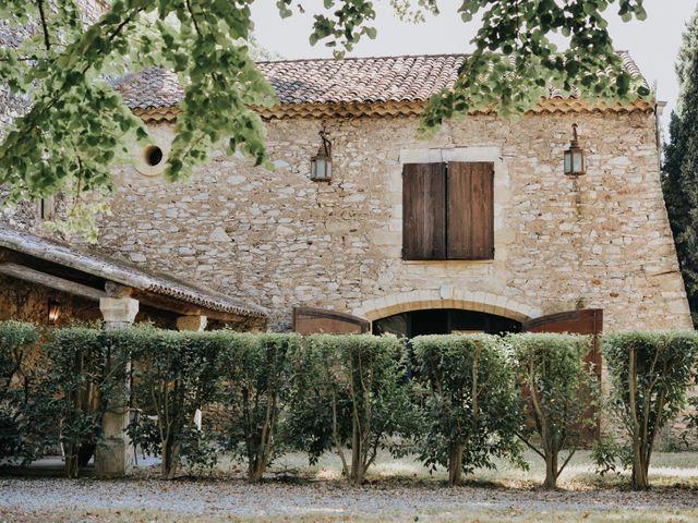 Le mariage de Benoît et Aurélie à Connaux, Gard 11