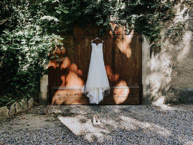 Le mariage de Benoît et Aurélie à Connaux, Gard 13