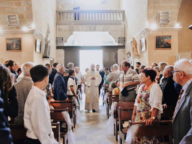 Le mariage de Benoît et Aurélie à Connaux, Gard 29