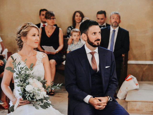 Le mariage de Benoît et Aurélie à Connaux, Gard 30