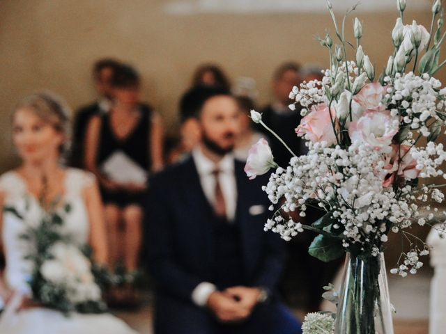 Le mariage de Benoît et Aurélie à Connaux, Gard 31