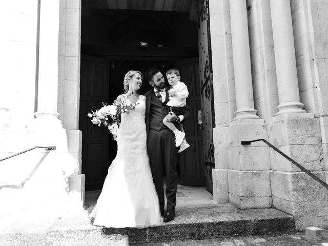 Le mariage de Benoît et Aurélie à Connaux, Gard 34