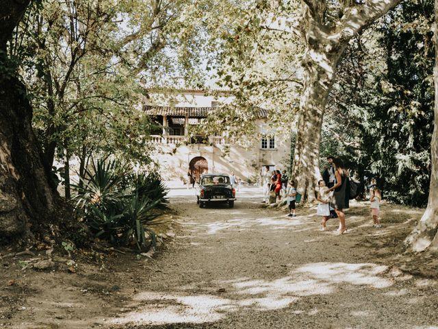 Le mariage de Benoît et Aurélie à Connaux, Gard 36