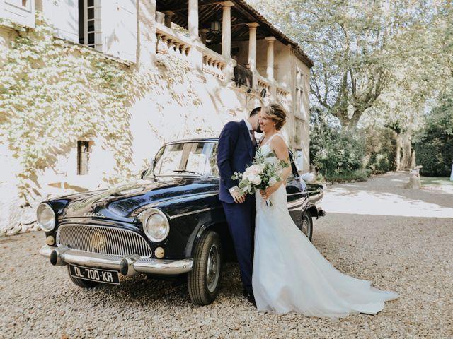 Le mariage de Benoît et Aurélie à Connaux, Gard 37
