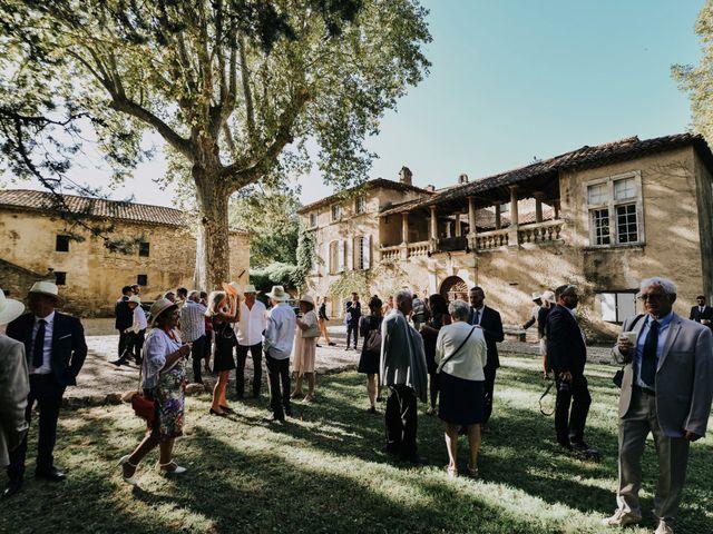 Le mariage de Benoît et Aurélie à Connaux, Gard 38