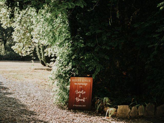 Le mariage de Benoît et Aurélie à Connaux, Gard 40