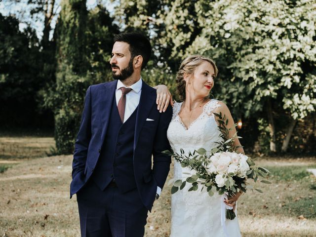 Le mariage de Aurélie et Benoît