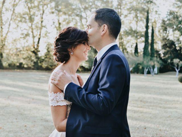 Le mariage de Benoît et Aurélie à Connaux, Gard 58