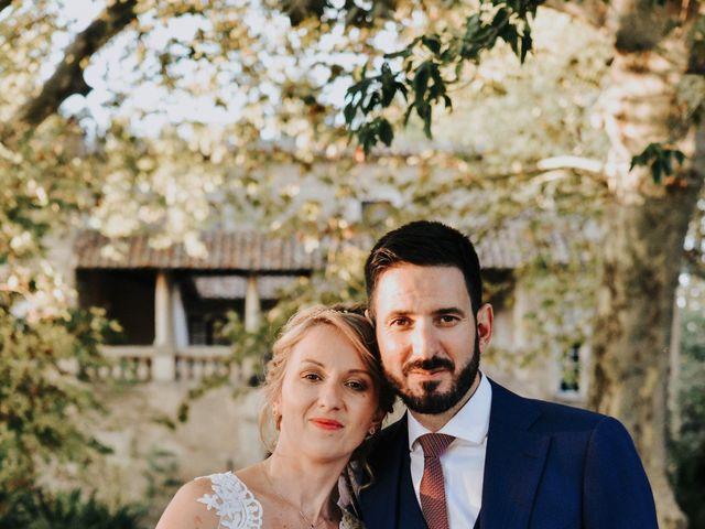 Le mariage de Benoît et Aurélie à Connaux, Gard 59
