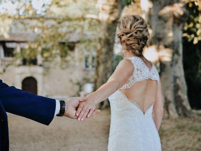 Le mariage de Benoît et Aurélie à Connaux, Gard 60