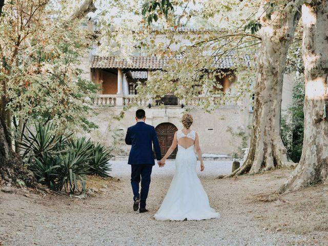 Le mariage de Benoît et Aurélie à Connaux, Gard 62