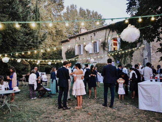 Le mariage de Benoît et Aurélie à Connaux, Gard 67