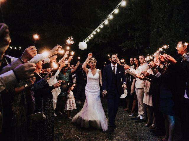 Le mariage de Benoît et Aurélie à Connaux, Gard 69