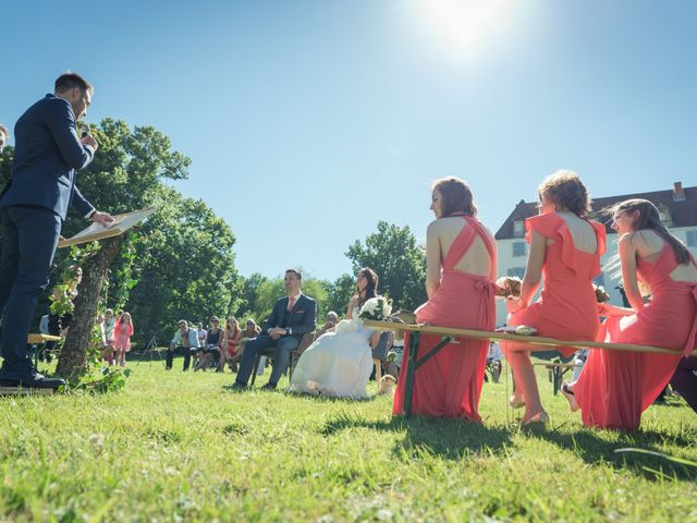 Le mariage de Guillaume et Krystel à Riorges, Loire 12