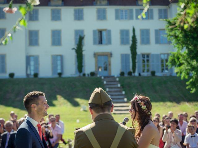 Le mariage de Guillaume et Krystel à Riorges, Loire 16