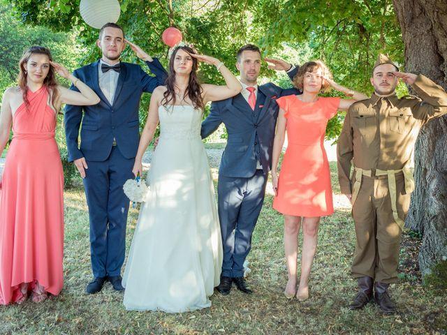 Le mariage de Guillaume et Krystel à Riorges, Loire 20