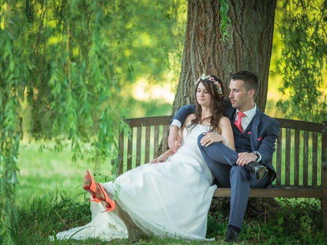Le mariage de Guillaume et Krystel à Riorges, Loire 23