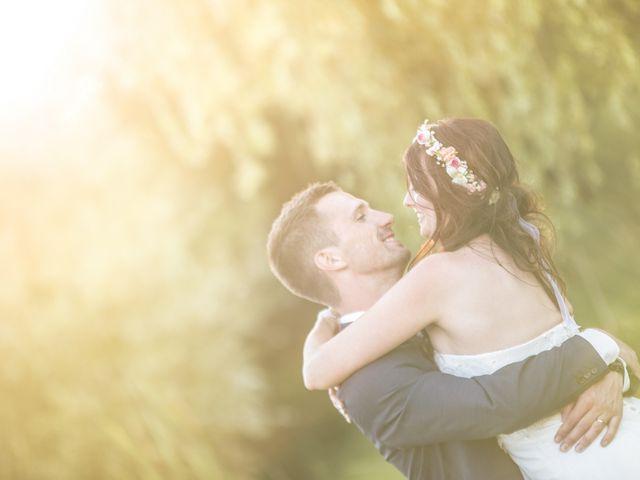 Le mariage de Krystel et Guillaume