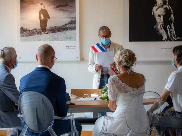 Le mariage de Pierre-Yves et Marie à Trégunc, Finistère 34